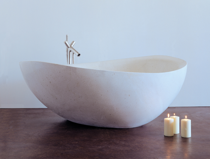 Stone Forest Papillon tub
