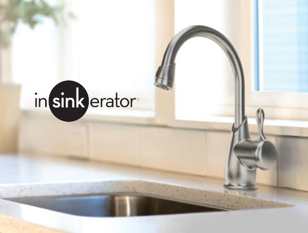 InSinkerator: Melea™ Beverage Faucet