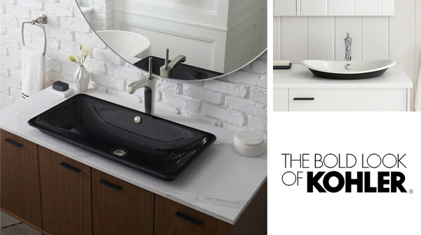 Kohler Iron Plains® Bathroom Sinks – Premier Bath and Kitchen