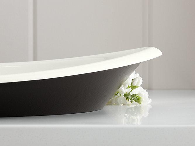 Kohler Iron Plains 174 Bathroom Sinks Premier Bath And Kitchen