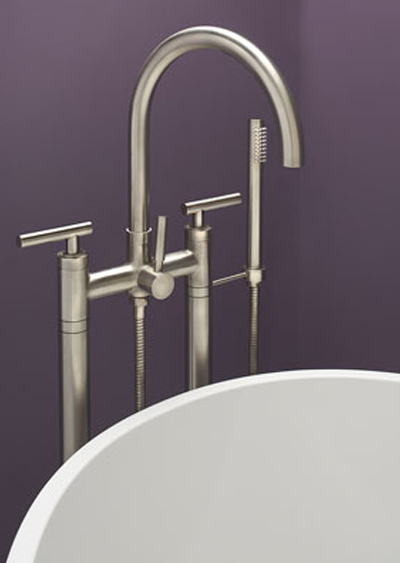 California Faucets Debuts Collection Of Tub Fillers To Complement All Styles Of Design