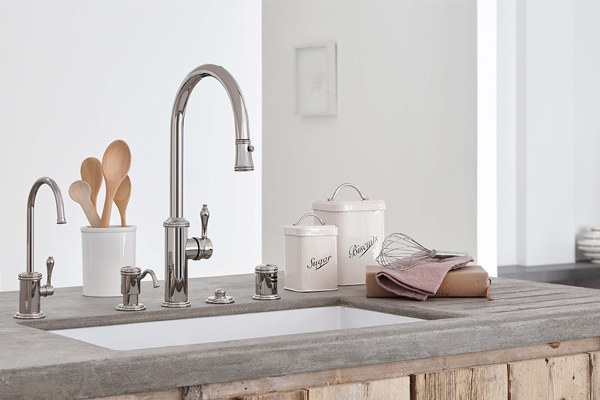 California Faucets\' New Davoli Series Offers A Fresh Spin On ...