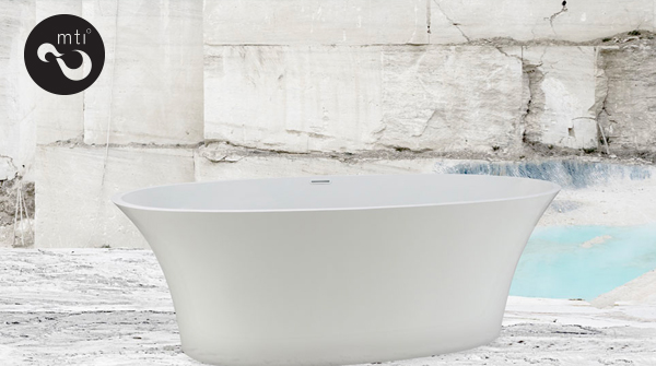Introducing Mineral Composite Tubs