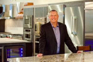 Chris Kegerreis, PBK Showroom Manager, Santa Rosa