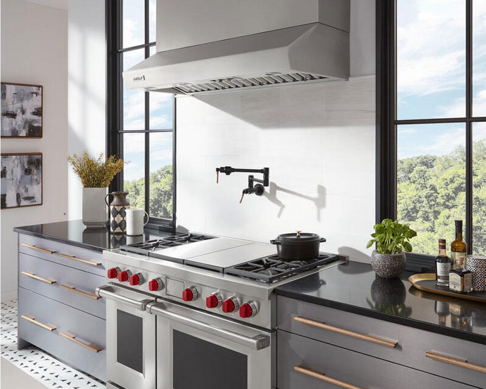 Premier Bath and Kitchen - Convectional Oven